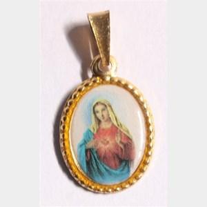 Medalha foto de Sagrado Coração de Maria