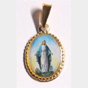 Medalha foto de Nossa Senhora das Graças