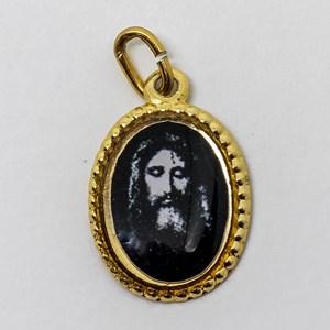 Medalha foto da Sagrada Face (pacote com 100 medalhas)