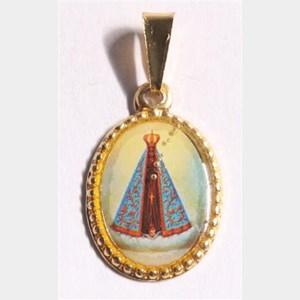 Medalha foto de Nossa Senhora Aparecida