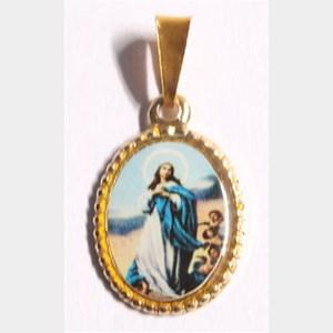 Medalha foto de Nossa Senhora da Imaculada Conceição