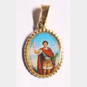 Medalha foto de Santo Expedito