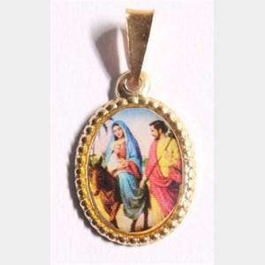 Medalha foto de Nossa Senhora do Desterro