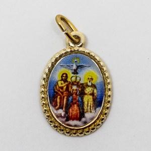 Medalha foto de Pai Eterno (pacote com 100 medalhas)