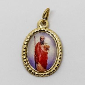 Medalha foto de São Joaquim (pacote com 100 medalhas)