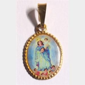 Medalha foto de Nossa Senhora da Cabeça