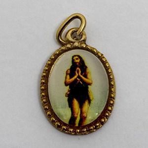 Medalha foto de Santo Onofre (pacote com 100 medalhas)