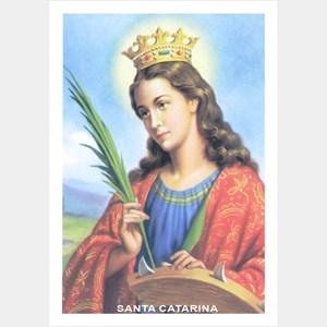 Oração a Santa Catarina