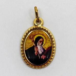Medalha foto de São Bento (pacote com 100 medalhas)