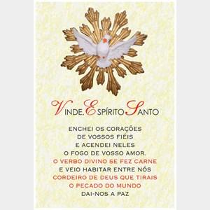 Oração ao Divino Espirito Santo