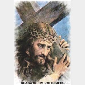 Oração a Chaga do Ombro de Jesus
