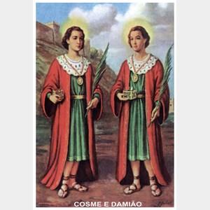 Oração a Cosme e Damião