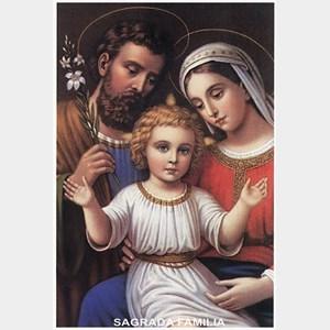 Oração a Sagrada Família