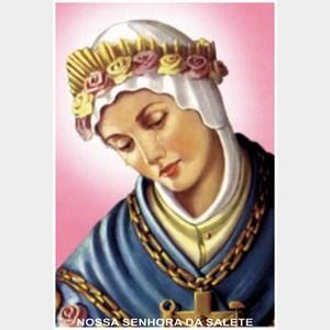 Oração a Nossa Senhora da Salete