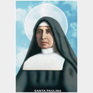 Oração a Santa Paulina