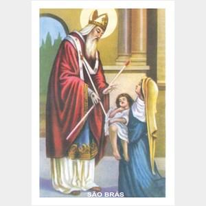 Oração a São Brás