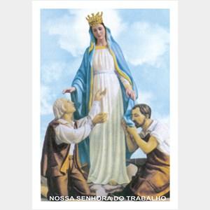 Oração a Nossa Senhora do Trabalho